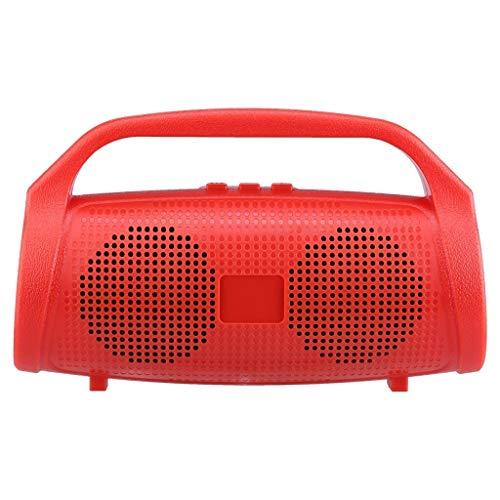 Hancoc Bluetooth-luidspreker Rood Waterdichte Outdoor Professionele Spreker Draagbare Draadloze Bluetooth Speaker Frets…