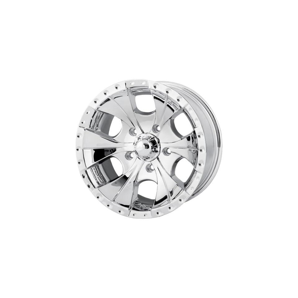 Ion Alloy 165 Chrome Wheel (17x8/6x139.7mm)