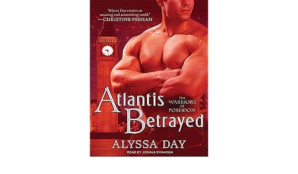 Atlantis Betrayed (Warriors of Poseidon): Amazon.es: Alyssa ...