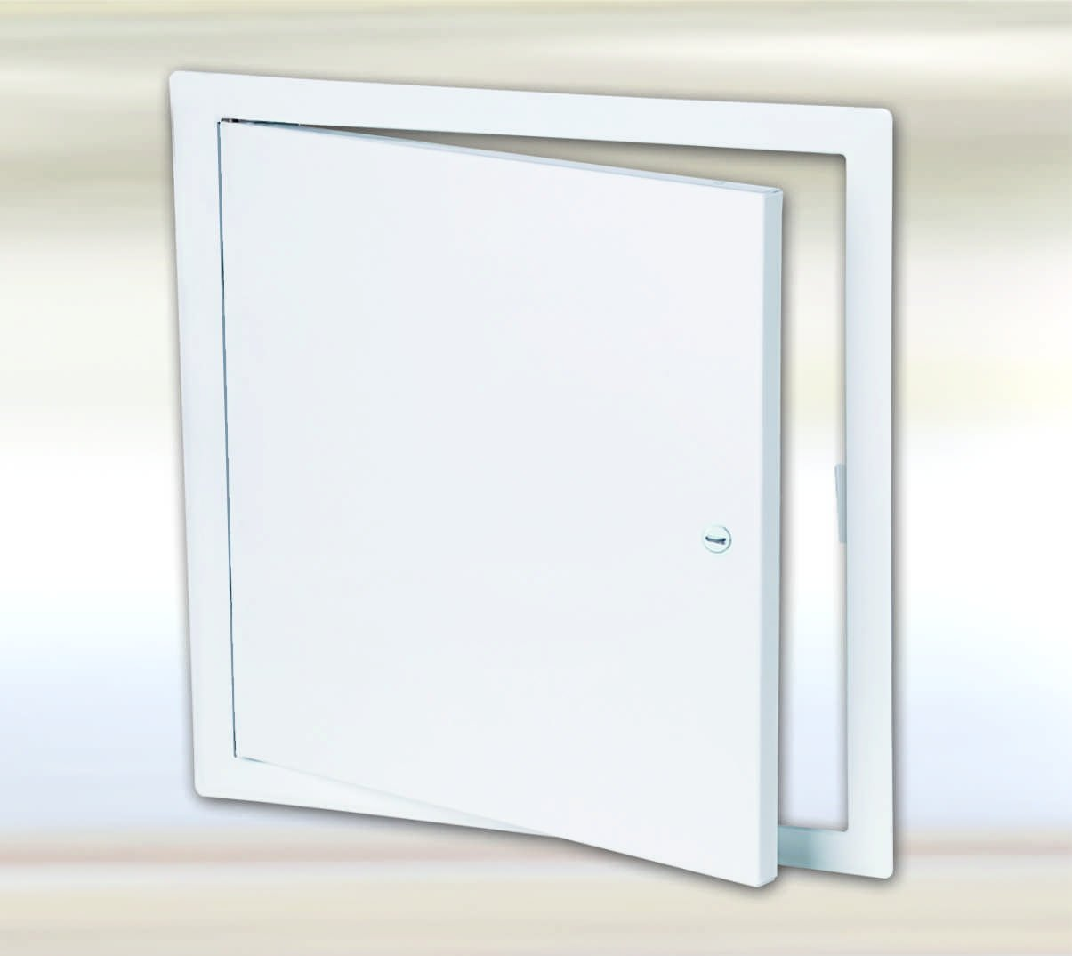 12 X 12 Multi Purpose Access Door, System B10, white, 14/16ga. metal