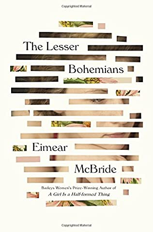 book cover of The Lesser Bohemians