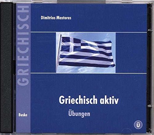 Griechisch Aktiv, 2 Audio-CDs zum Lösungsheft