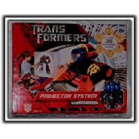 Transformers Projector System Light & Draw