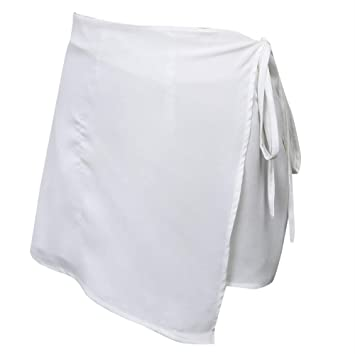 HEHEAB Falda,Poliéster Blanco De Algodón Hot Pants Shorts ...