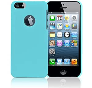 INVELLOP SNAP-ON Hard Case Bumper Cover for Apple iPhone 5 / 5S (Light Blue)