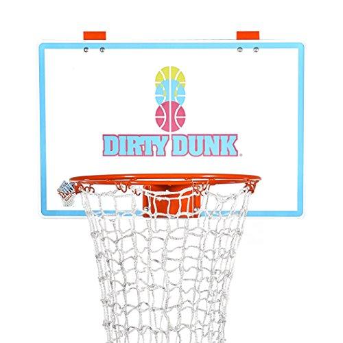 The Dunk Collection Dirty Dunk - Cesta para la Colada de Baloncesto (neón)