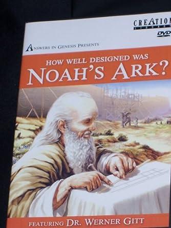 How Well Designed Was Noahs Ark? [USA] [DVD]: Amazon.es ...