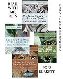 Fins, Fur and Feathers, Pops Burkett, 146801627X