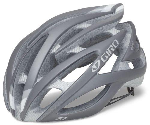 UPC 768686893353, Giro Atmos Cycling Helmet (Matte Titanium, Medium)