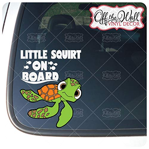 (Finding Nemo Squirt