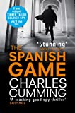 The Spanish Game by Charles Cumming front cover