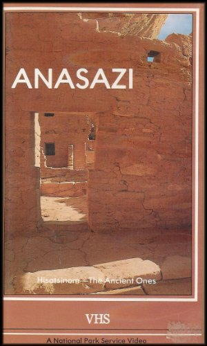 - Anasazi Indians: Hisatsinom: The Ancient Ones (Legendary Spirit of the Indian Dwellings of Chaco Canyon, Betatakin, Mesa Verde, Canyon de Chelly, Aztec and Others) VHS VIDEO