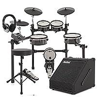 Digital Drums 480X Mesh Electronic Drum Kit + 30W Amp Pack