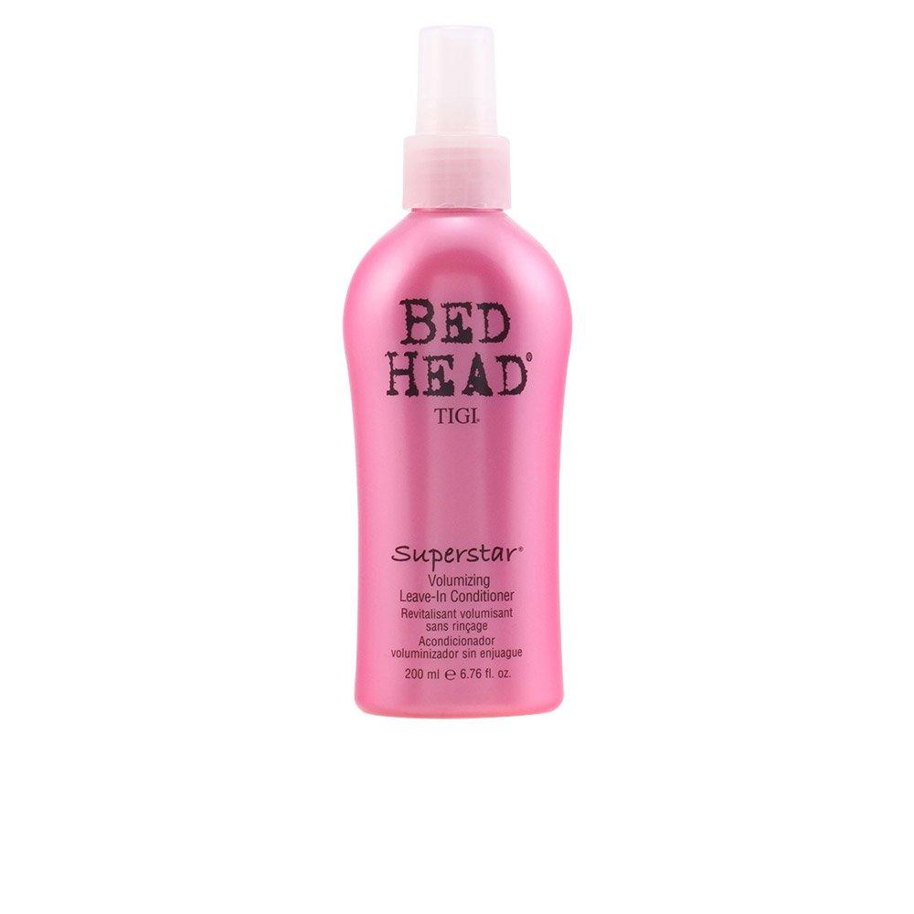 Bed Head Superstar Volumizing Leave-In Conditioner by TIGI for Unisex - 6.76 oz Conditioner TIGI-411225 615908411225_-200ml