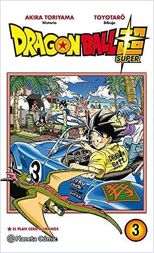 Written by Akira Toriyama,Toyotar,Daruma: Dragon Ball Super n 03 ...