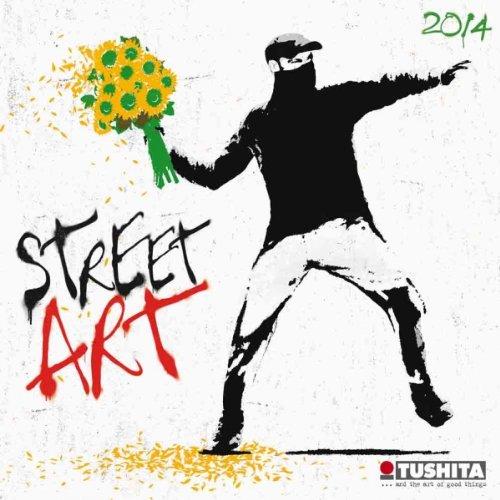 Descargar Libro Street Art 2014 Mini Calendar Desconocido