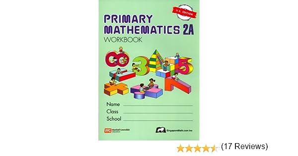 Primary Mathematics 2A Workbook: Curriculum Planning & Development ...