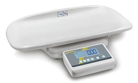 Forma Bonita Báscula con escaneado de y medicina Autorización [Kern MBC 15 K2DM] para