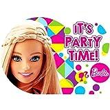 Barbie Sparkle Invitations w/ Env. (8ct)