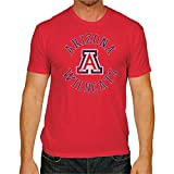 arizona brand clothing - NCAA Arizona Wildcats Men's Victory Vintage Tee, X-Large, Red