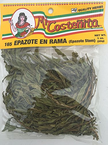 - Natural Epazote Epazote Rama 1 Oz Each Bag Pack of 2