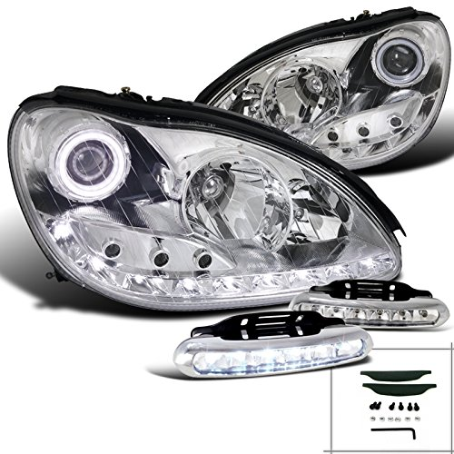 W220 Led Fog Lights in US - 3