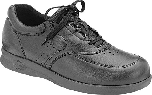 Softspots Men's Grand Prix,Black Leather,US 12 M (Grand Prix Shoes)