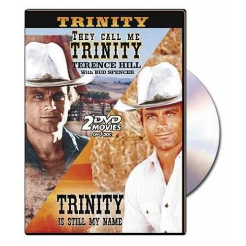 They Call Me Trinity & Trinity Is Still My Name by