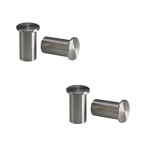 Amazon.com: IKEA GRUNDTAL – Toalla colgador, acero ...