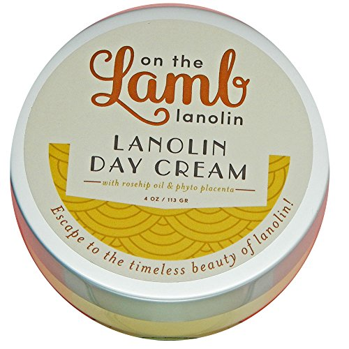 On the Lamb Lanolin Day Cream with Placenta, Rosehip Oil, Collagen, Elastin, Propolis, and Royal Jelly Review