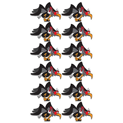 VictoryStore Yard Sign Outdoor Lawn Decorations: Buzzards Yard Decoration, Set of 12 with Short (Friend Yard Sign)
