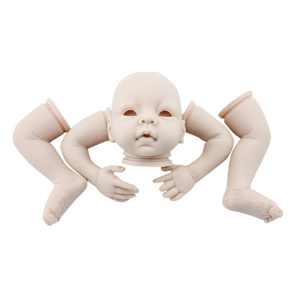 22 Handmade Lifelike Newborn Silicone Vinyl Reborn Baby