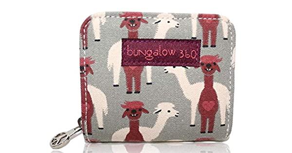 Amazon.com: Bungalow - Cartera de billetera (360 folios ...