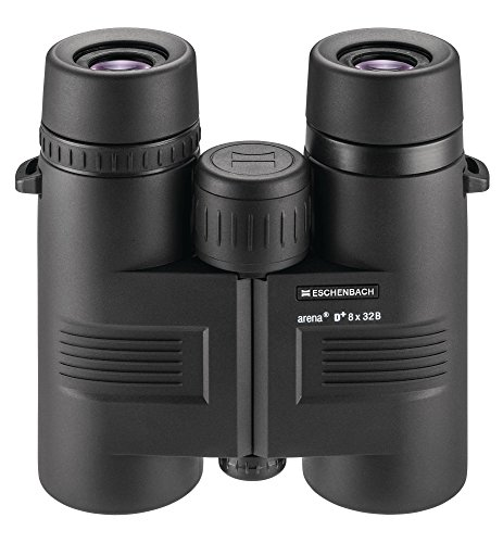 Eschenbach Arena D+ 8x32 Waterproof Binoculars for Bird Watc