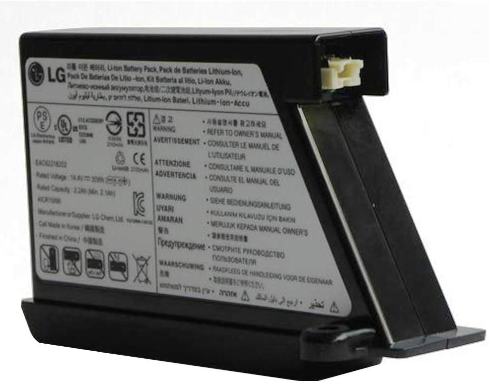 Bateria de aspirador Hombot Original LG VR5901LVM VR5902LVM VR5902LVMS VR5903LVM VR5906LM VR591 VR5912LV