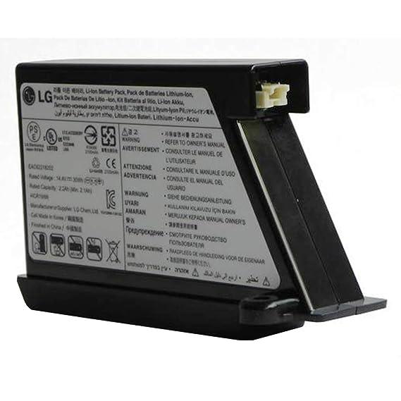Bateria de aspirador Hombot Original LG VR64607LV VR64701LVMP ...
