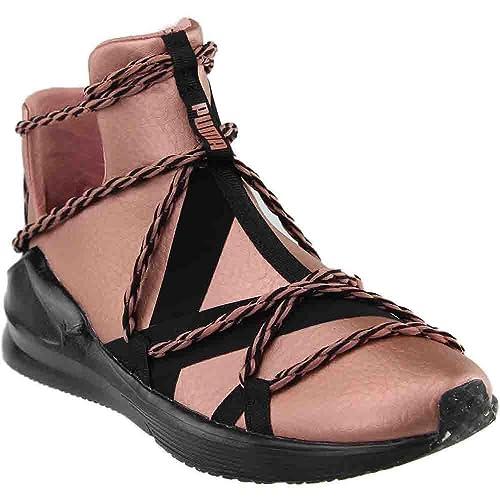 ef1c67492832 PUMA Women s Fierce Rope Copper Copper Rose Black 9.5 B US  Amazon.co.uk   Shoes   Bags