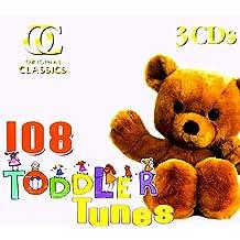 108 Toddler Tunes: Original American Classics