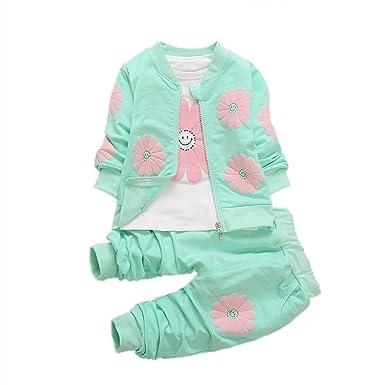Miyanuby 1-4 Year Girls Clothes 2fcb2cd11647