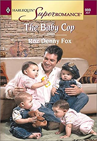book cover of The Baby Cop
