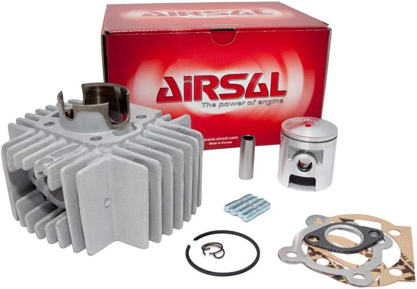 Cilindro Kit Airsal Sport 65/ccm Puch de m/áxima de aleta pequena