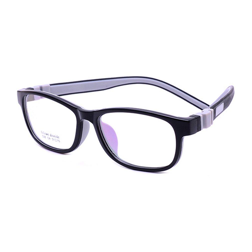 Professionnel Occhiali per bambini Occhiali da lettura e occhiali da vista retr/ò per ragazze ragazzi Juleya Bambini Occhiali Telaio Silicone 180710ETYJJ04