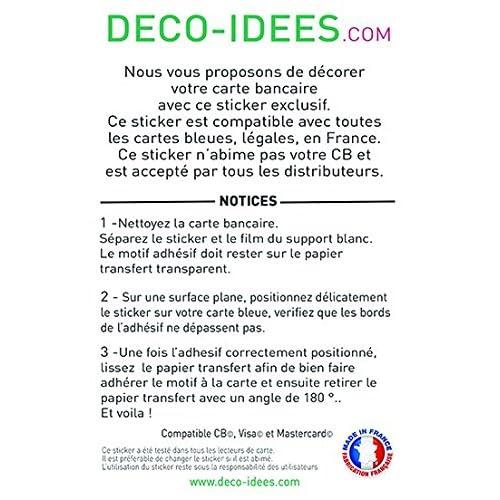 Sticker Carte Bleue Infinite.Hot Sale Stickers Cb Decoratif Pour Carte Bancaire
