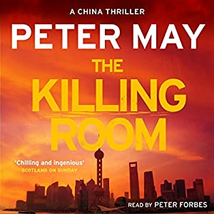 The Killing Room Audiobook