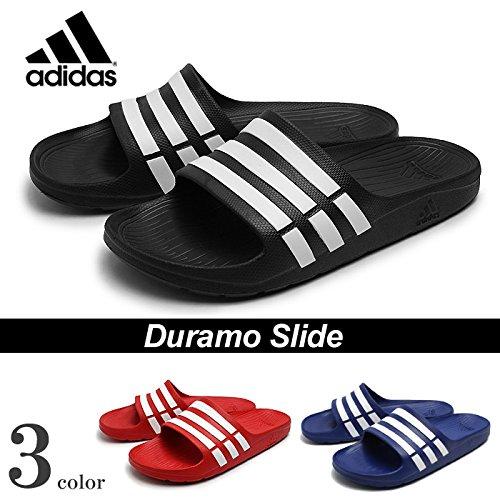Adidas Duramo - G14309 Wit-blauw
