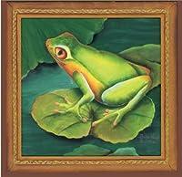 Gift Trenz Frog Magnetic Bookmark