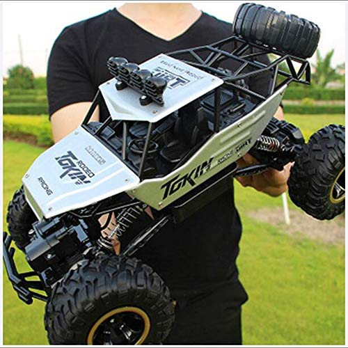 (Toy car Drift Off-Road Vehicle Large Remote Control Car Four-Wheel Drive Climbing Car High-Speed Racing Boy Charging (Color : C))