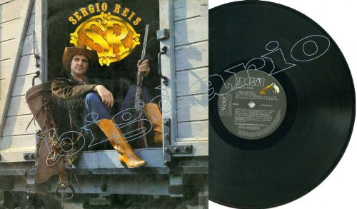 Lp Vinyl Record Sergio Reis Panela Velha Made in - In Sitio