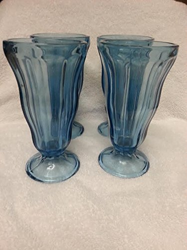 Soda Fountain Glasses By Anchor Hocking