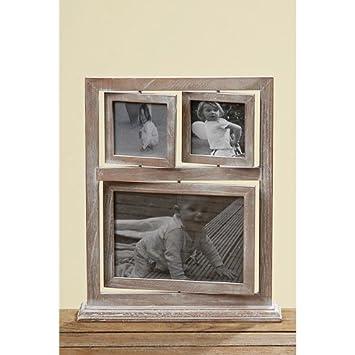 Bilderrahmen Home Holz Shabby Landhaus Fotorahmen Deko Bilder Fotos